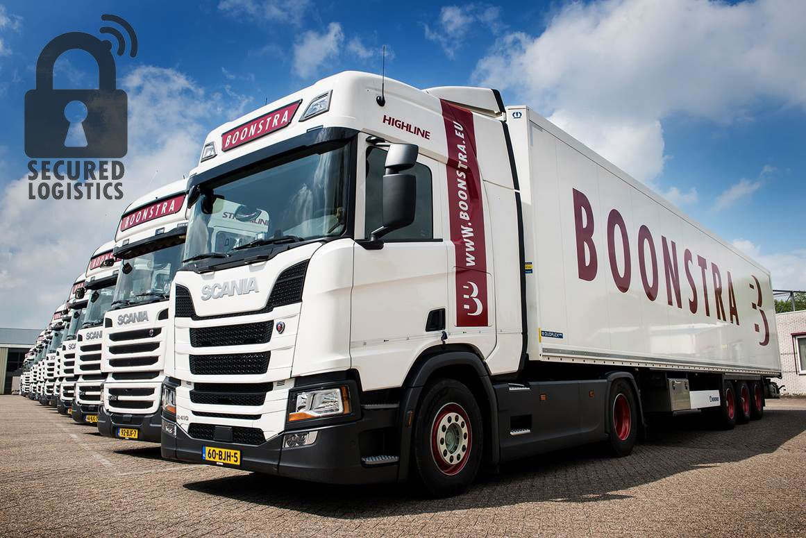 Boonstra Secured Logistics